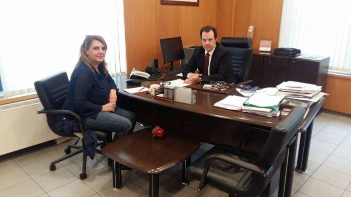 Τελιγιορίδου: Αξιολόγηση έργων υποδομών και δρομολόγηση  χρηματοδότησής τους στους δήμους Καστοριάς και Νεστορίου