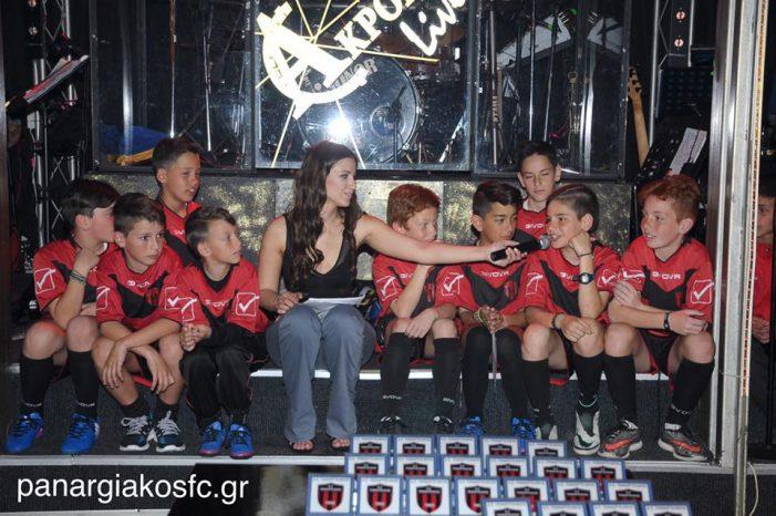 H γιορτή του ποδοσφαίρου από τον Παναργειακό (φωτογραφίες)