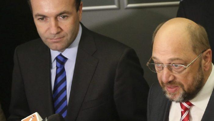 Μ. Σουλτς: Θρασύς και ανάξιος ο Ερντογάν – Βέμπερ: Βλάπτει τη χώρα του