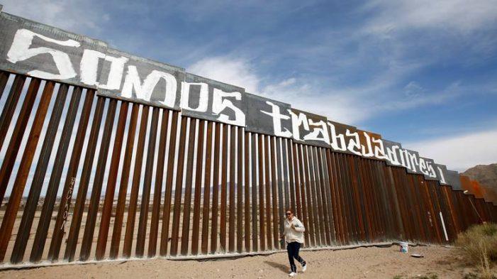 ΗΠΑ: Πόσο θα στοιχίσει το τείχος στα σύνορα με το Μεξικό
