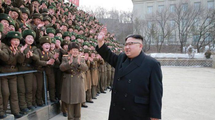 Βόρεια Κορέα: Εκτόξευσε τέσσερις πυραύλους προς την Ιαπωνία