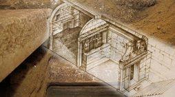 Μυστικές κρύπτες στον τάφο της Αμφίπολης