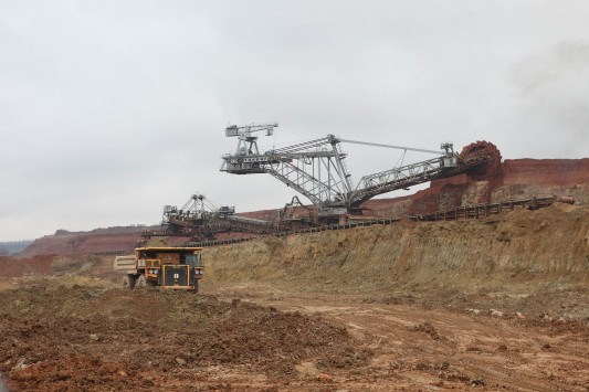 Κοζάνη: Κατολίσθηση σε ορυχείο – Εφιάλτης για χειριστή εκσκαφέα που τραυματίστηκε ελαφρά!