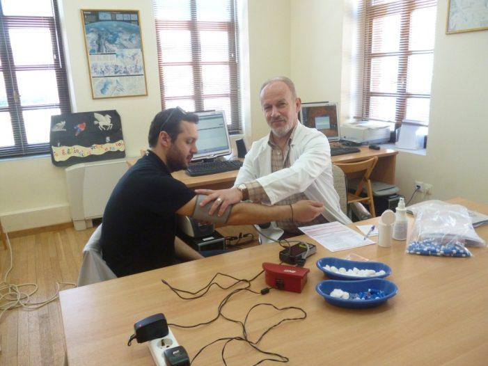 Επιτυχημένη η εθελοντική αιμοδοσία που διοργάνωσε η  Δημοτική Κοινωφελής Επιχείρηση του Δήμου Άργους Ορεστικού (φωτο)