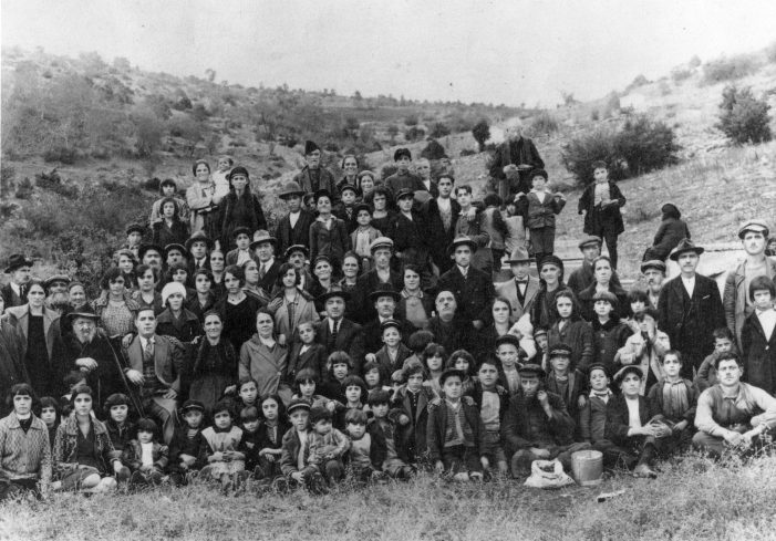 Ημέρα Μνήμης Εβραϊκής Κοινότητας Καστοριάς