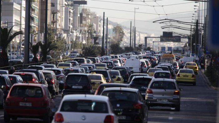 Τέλη κυκλοφορίας: Δεν πλήρωσαν 1,1 εκατ. ιδιοκτήτες αυτοκινήτων