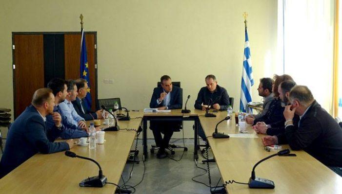 Ενημερωτική συνάντηση Καρυπίδη και Αδαμίδη με τον Π. Κεπαπτσόγλου