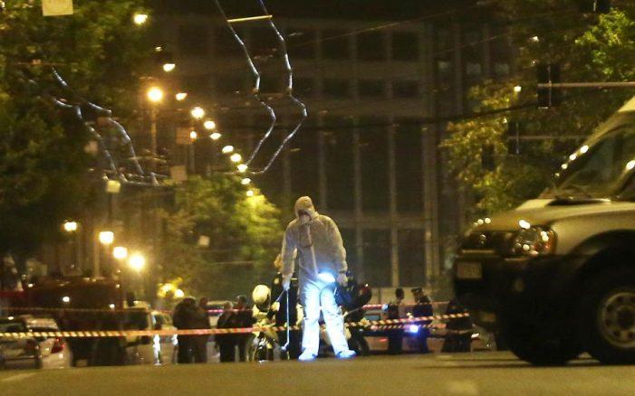 Εκρηξη βόμβας σε τράπεζα στο κέντρο της Αθήνας – Συνεχίζονται οι έρευνες