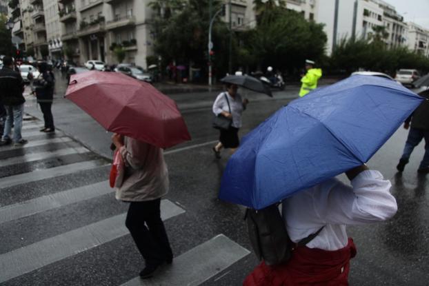 Καιρός:«Φθινοπωρινό σκηνικό» με πτώση της θερμοκρασίας και βροχές