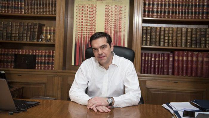 Τσίπρας στην WSJ: Η Ελλάδα έχει δεσμευτεί να εκπληρώσει τις υποχρεώσεις της