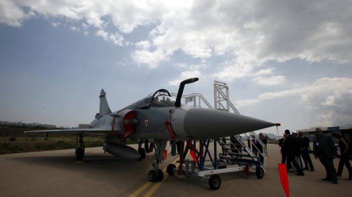 Πτώση Mirage στις Σποράδες – σώος ο πιλότος