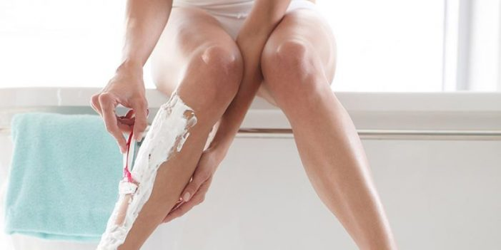 Το μεγάλο λάθος που κάνουν όλες οι γυναίκες με το ξυραφάκι