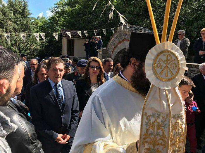 Η Μ. Αντωνίου στον εορτασμό της Αγίας Σοφίας στην Κλεισούρα