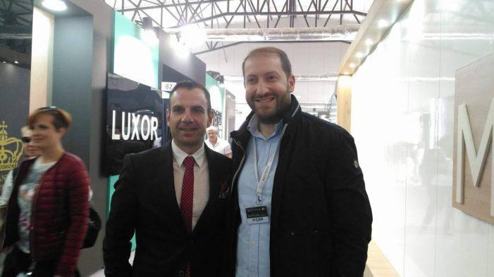 Επίσκεψη του εκπροσώπου του TAP Δ.Μακεδονίας Μ. Γκοσλιόπουλου