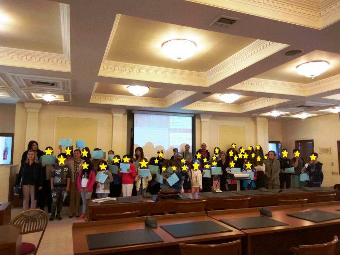 Απολογισμός του1ου Μαθητικού Διαγωνισμού ποίησης, λογοτεχνίας, των σχολείων Πρωτοβάθμιας και Δευτεροβάθμιας Ν. Καστοριάς