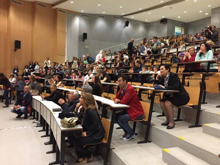 Η Μ. Αντωνίου για το 2ο μαθητικό συνέδριο