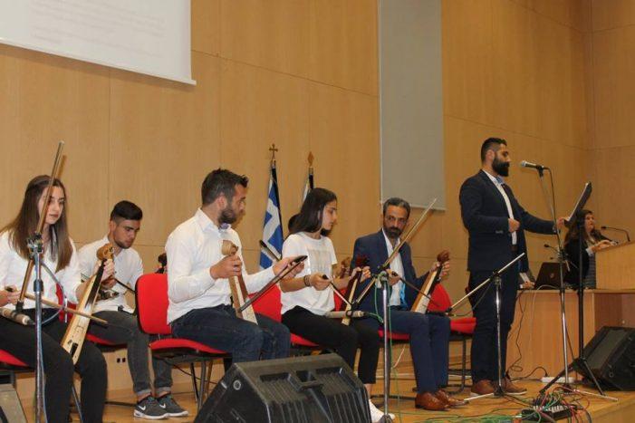 Ευχαριστήριο Συλλόγου ποντίων σπουδαστών Καστοριάς για τις εκδηλώσεις μνήμης
