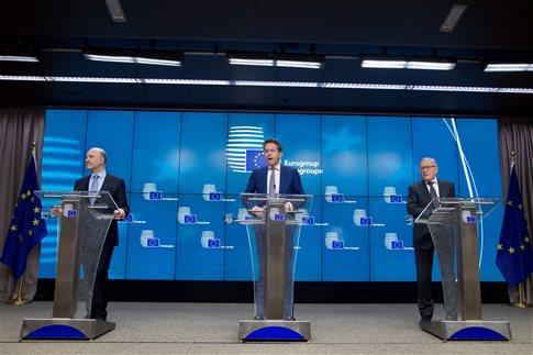 Ανακοινωθέν Eurogroup: «Συζητήσεις σε βάθος για χρέος, δεν καταλήξαμε σε συμφωνία»