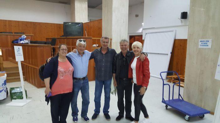 Ο Σύλλογος Νεφροπαθών Καστοριάς στο Run Greece Kastoria 2017