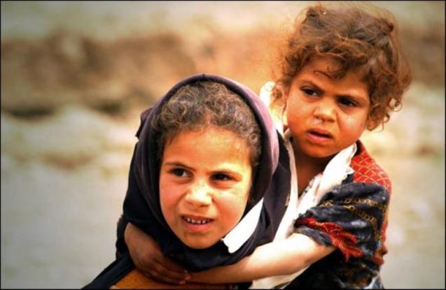 ΟΗΕ: Ένα στα τέσσερα παιδιά του αραβικού κόσμου ζει υπό καθεστώς φτώχειας