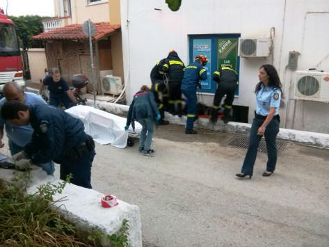Χανιά: Σκοτώθηκε από πτώση σε φρεάτιο – Δάκρυα στον Πλατανιά για την τραγωδία