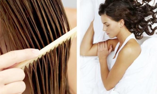 Γιατί πρέπει να MHN κοιμάστε με βρεγμένα μαλλιά