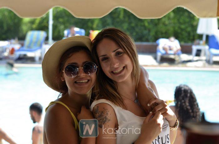 «Πάρταρε» χθες το Galaxy Pool Bar! (φωτογραφίες)