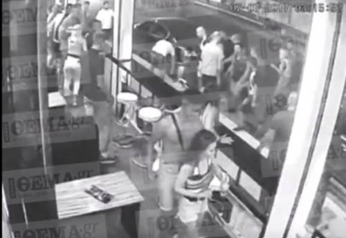 Ντοκουμέντο από τη δολοφονία του Αμερικανού στη Ζάκυνθο – Το βίντεο κατέγραψε όλη την αγριότητα