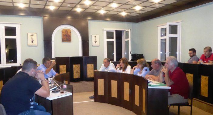 Η Μ. Αντωνίου στην σύσκεψη του Αγροτικού Συλλόγου Δήμου Άργους Ορεστικού