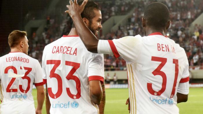 Ολυμπιακός – Παρτιζάν Βελιγραδίου 2-2, ΤΣΣΚΑ Μόσχας – ΑΕΚ 1-0