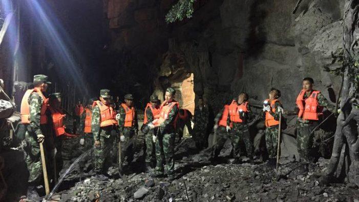 19 Νεκροί και 247 τραυματίες στην Κίνα μετά τις δύο ισχυρές σεισμικές δονήσεις