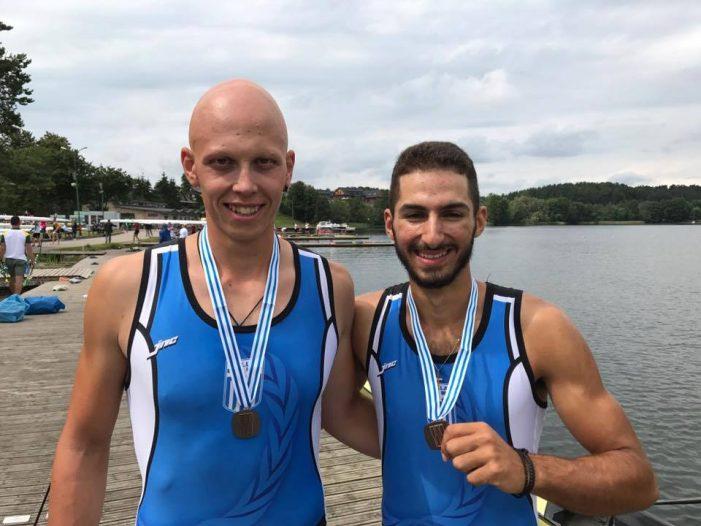Συγχαρητήριο δημάρχου Καστοριάς στους αθλητές του Ναυτικού ομίλου Μαυροχωρίου