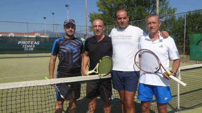 Πρεμιέρα του Ετήσιου Τουρνουά Τένις Proteas Open