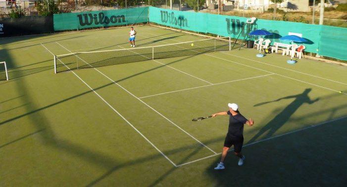Έκλεισε το πρώτο Σαββατοκύριακο του Τουρνουά Τένις Proteas Open