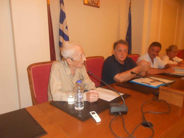 Δωρεά προσωπικής συλλογής βιβλίων, 20000 τόμους, του Κωνσταντίνου Σημαιοφορίδη προς τον Δήμο Καστοριας