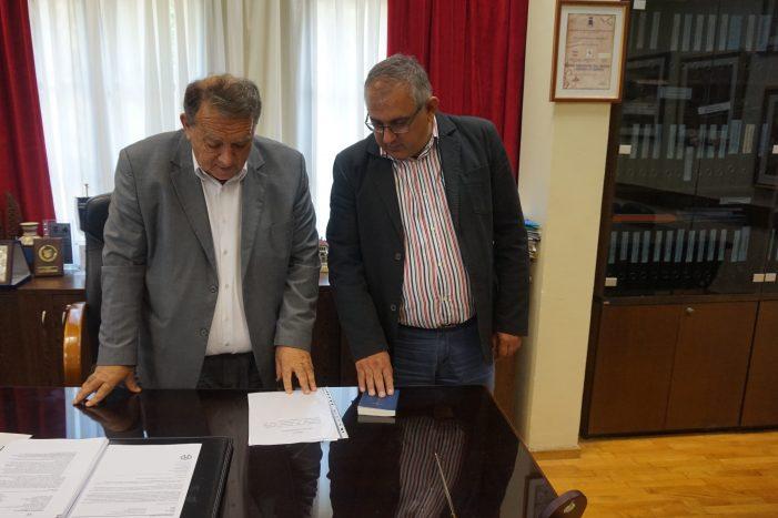 Oρκωμοσία Στυλιανού Φουλίρα ως μέλος του Δημοτικού Συμβουλίου Καστοριάς