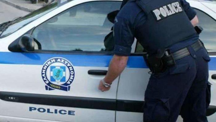 Σύλληψη 39χρονου για κλοπή στην Κοζάνη