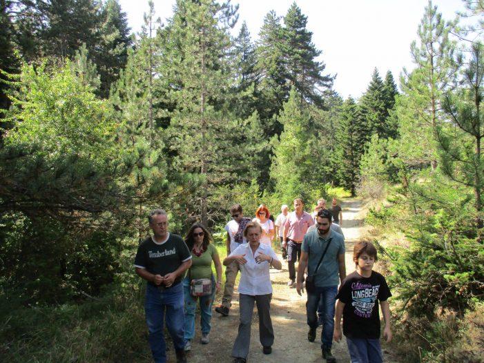 Πάρκο Εθνικής Συμφιλίωσης: Εκδήλωση για το φυσικό περιβάλλον του Γράμμου