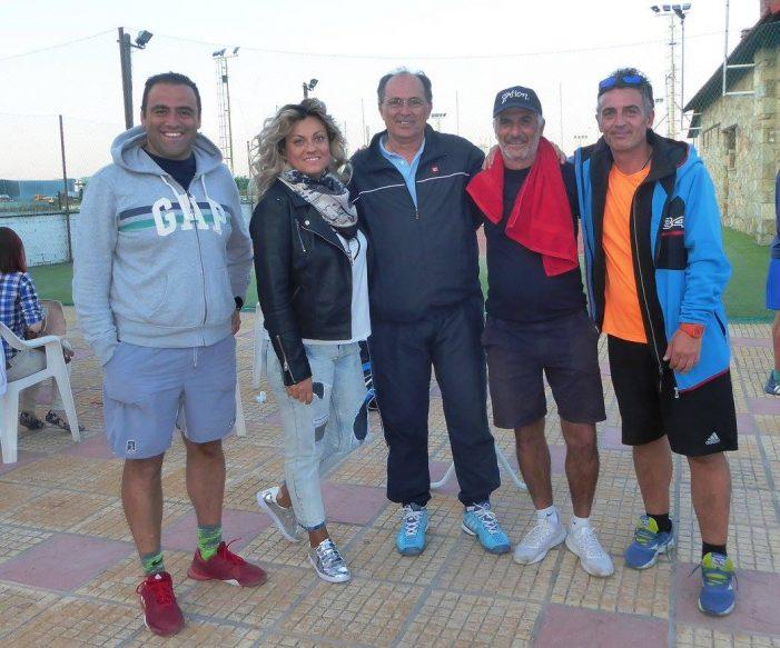 Ο «Πρωτέας» στο  1ο Τουρνουά Τένις Ανδρών-Γυναικών στη Φλώρινα