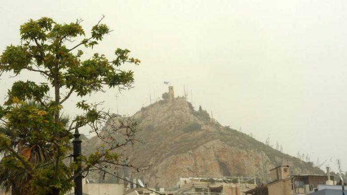 Καιρός: Ευνοείται η μεταφορά αφρικανικής σκόνης σήμερα