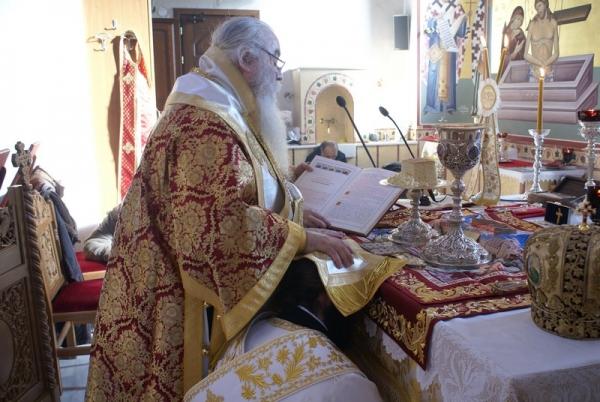 Χειροτονίες Κληρικών στον Ιερό Ναό Αγίου Νικάνορος