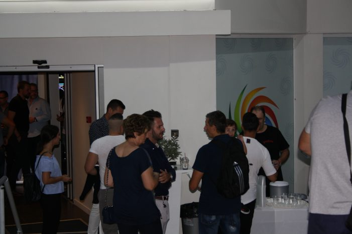 Τα εγκαίνια του Play ΟΠΑΠ στην Καστοριά (φωτογραφίες)