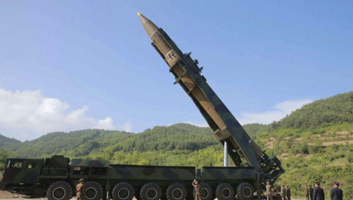 Ενδείξεις για επερχόμενη δοκιμή διηπειρωτικού πυραύλου από τη Β. Κορέα