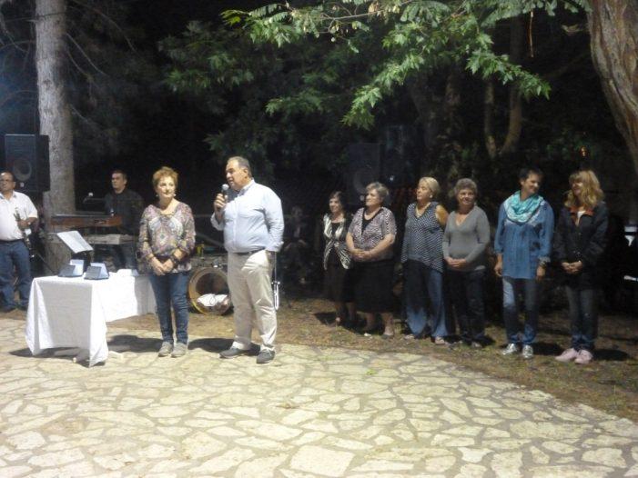 Τον Δήμαρχο Άργους Ορεστικού τίμησε ο Σύλλογος Γυναικών Κωσταραζίου «Διαμαντόνυφη»