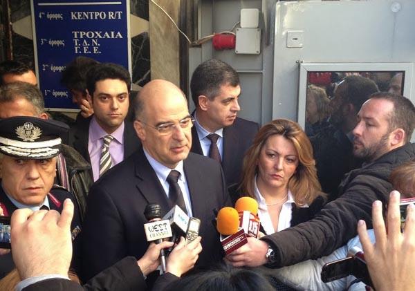Συγχαρητήρια της Μ. Αντωνίου στους αστυνομικούςπου τιμήθηκαν από τον Πρόεδρο της Δημοκρατίας
