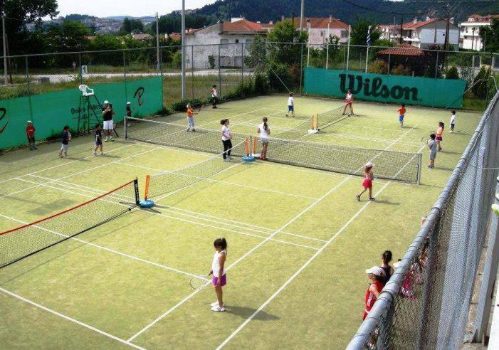 Proteas tennis club: Νέα τμήματα