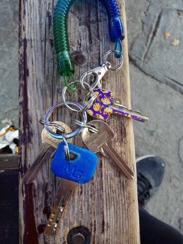 Καστοριά: Βρέθηκαν κλειδιά