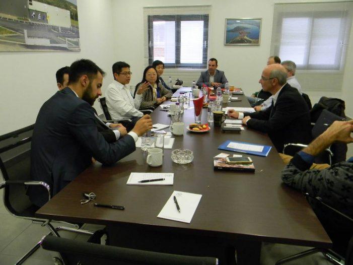 Βαρύνουσας σημασίας επίσκεψη της Εμπορικής Ακολούθου της Κίνας στον Σύνδεσμο Γουνοποιών Καστοριάς