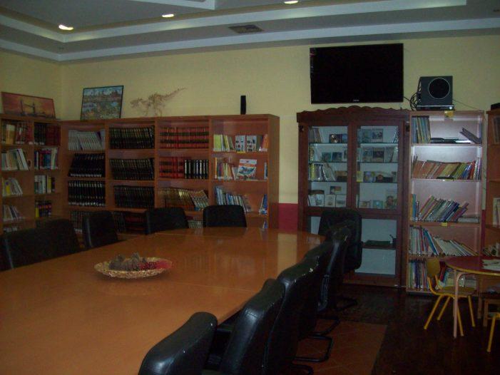 Πρόγραμμα δράσεων Κωνσταντινίδειου Δημοτικής Βιβλιοθήκης Κορησού