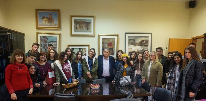 Επίσκεψη μαθητών της Κύπρου στην Καστοριά
